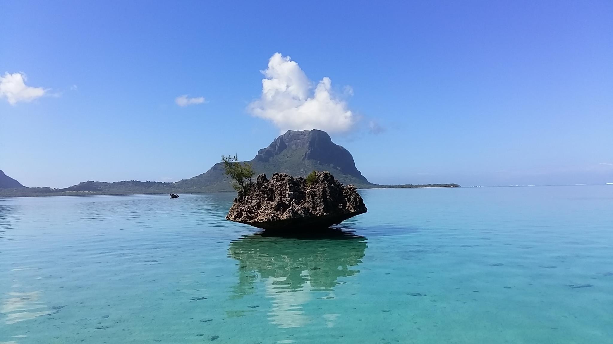 """""""L'île Maurice, le Paradis sur terre"""""""
